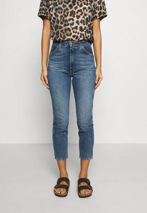 Jeans slim fit - good vibes