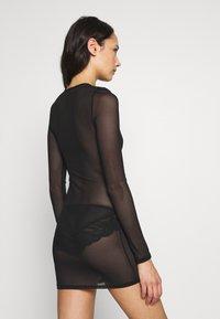 Ann Summers - THE VISIONARY DRESS - Nattskjorte - black - 2
