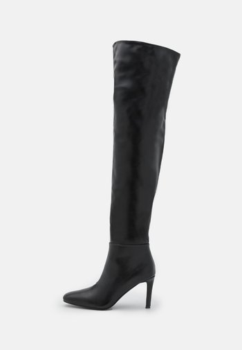 KULTURE - Over-the-knee boots - black