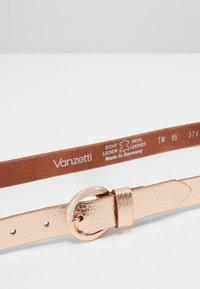 Vanzetti - Belt - rose gold - 3