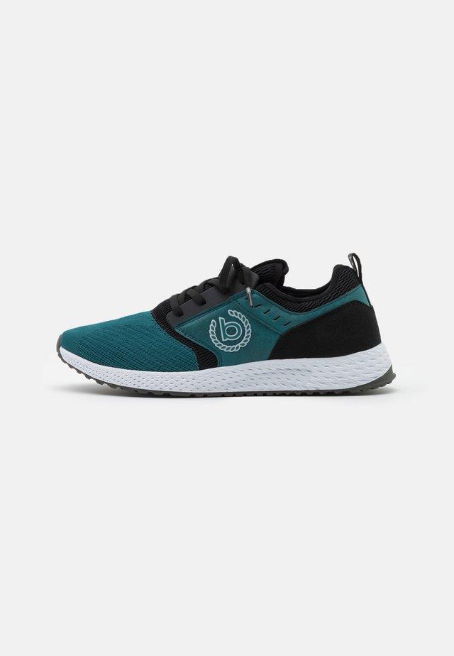 JAVA - Sneakers basse - green/black
