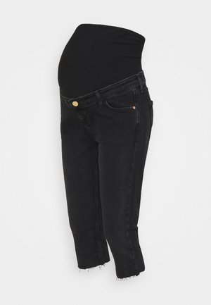 Jeansy Slim Fit - washed black