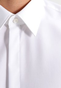 HUGO - ILIAS SLIM FIT - Formal shirt - open white - 3