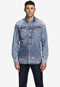 Jack & Jones - Camisa - blue denim - 0