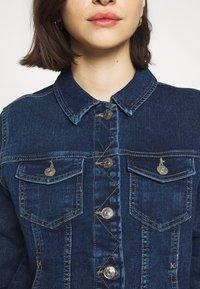 ONLY - ONLWESTA JACKET - Džínová bunda - medium blue denim - 6