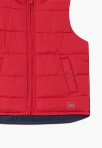 GAP - TODDLER BOY WARMEST - Bodywarmer - pure red - 2