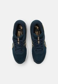 ASICS - GEL CONTEND 7 - Neutral running shoes - french blue/champagne - 3