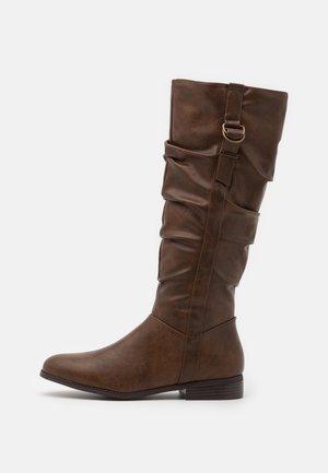TOBIIAS - Boots - tan