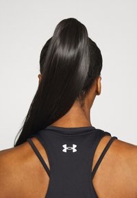 Under Armour - PROJECT ROCK TANK - Sports shirt - black - 4
