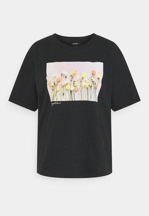 TOVI TEE - T-shirts print - black