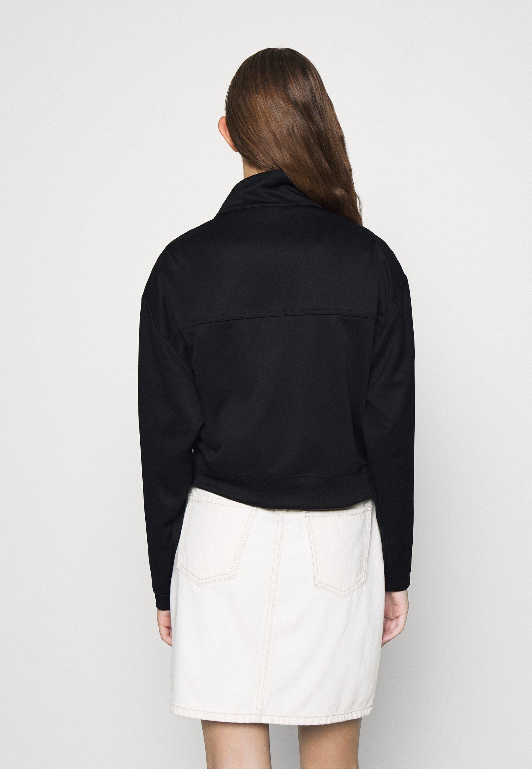 Nike Sportswear Trainingsjacke black/white/schwarz
