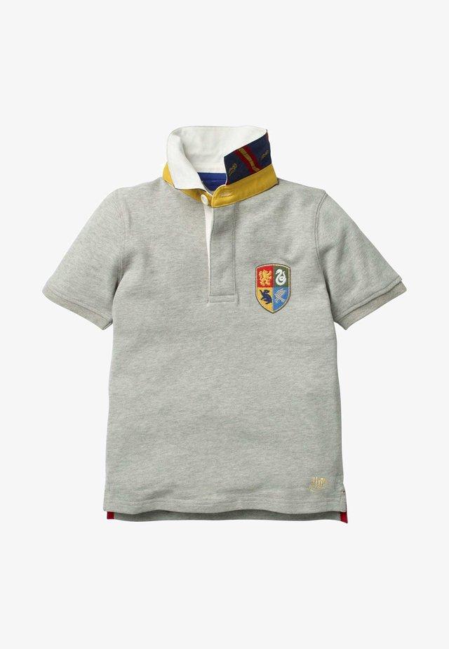 HARRY POTTER - Polo shirt - grau meliert