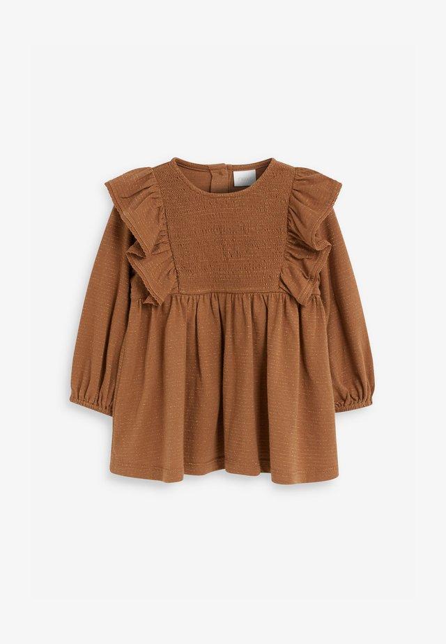 Tuniek - brown