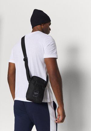 CITY BAG - Across body bag - black