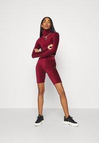 Ellesse - HOLLIE - Long sleeved top - burgundy - 1