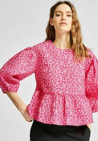 Selected Femme - Blouse - very berry - 3