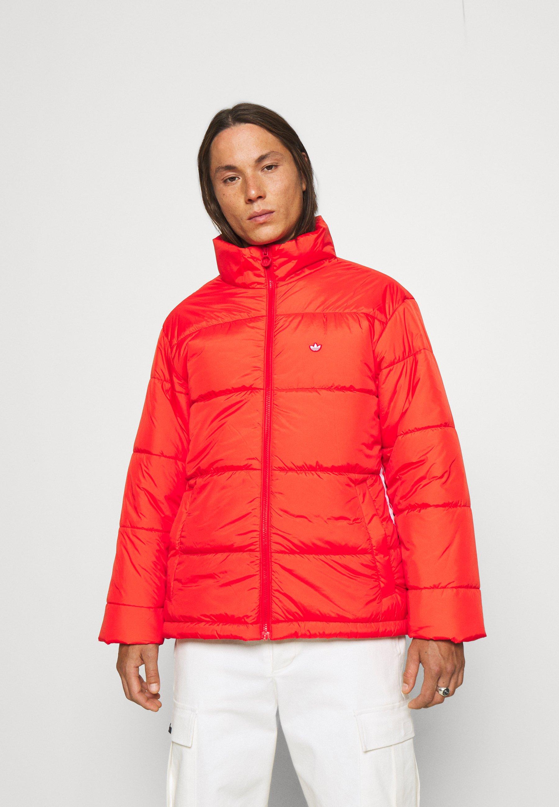 Men PADDED STAND PUFF ORIGINALS WINTER JACKET FILLED THIN - Winter jacket