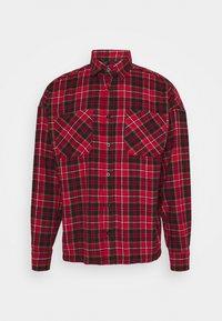 CHECK - Shirt - red