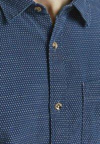 Jack & Jones PREMIUM - Shirt - dark blue denim - 4