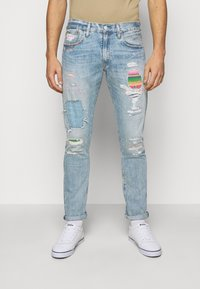Polo Ralph Lauren - SULLIVAN - Slim fit jeans - blue denim - 0