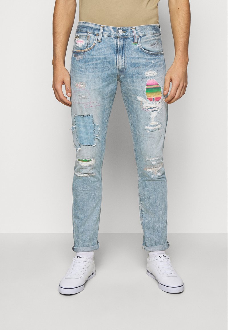 Polo Ralph Lauren - SULLIVAN - Slim fit jeans - blue denim