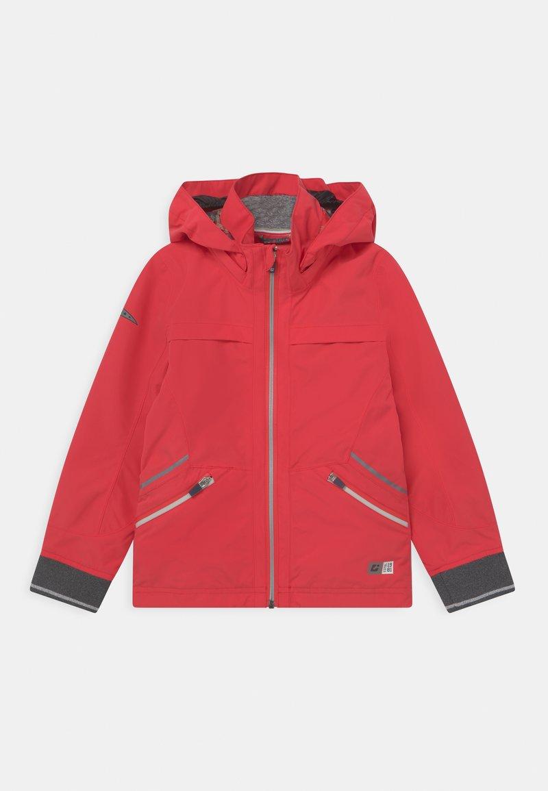 Killtec - RUR GIRLS - Outdoor jacket - erdbeere