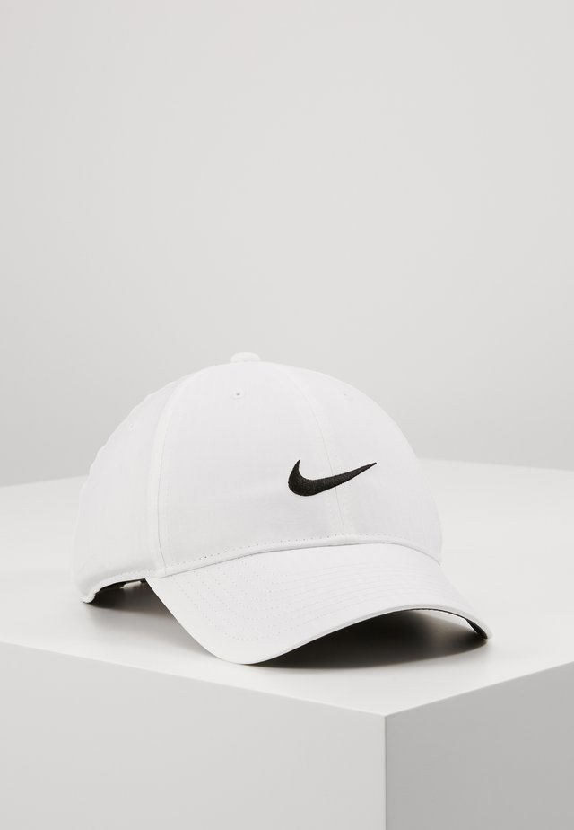 TECH - Cap - white/anthracite/black