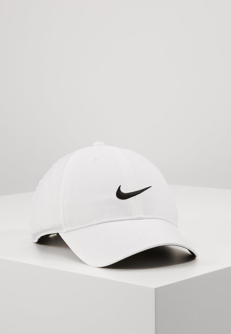 Nike Golf - TECH - Kšiltovka - white/anthracite/black