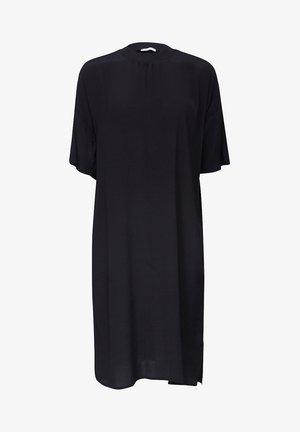 MIT LENZING™ ECOVERO - Korte jurk - black