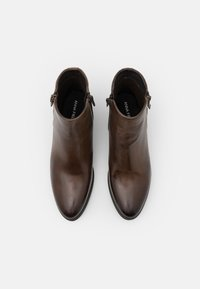 Anna Field - LEATHER - Ankle boots - dark brown - 5