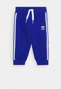 adidas Originals - TREFOIL HOODIE SET UNISEX - Trainingsanzug - royal blue/white - 2