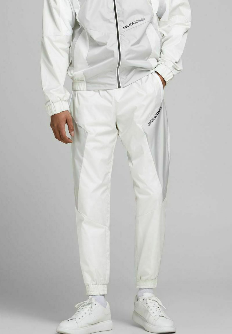 Jack & Jones - ACE RODMAN - Pantaloni sportivi - glacier gray