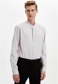 DeFacto - Formal shirt - beige - 0