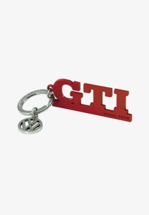 VOLKSWAGEN GOLF GTI MIT CHARM - Key holder - rot