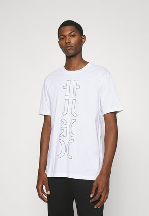 DARLON - T-shirt print - white