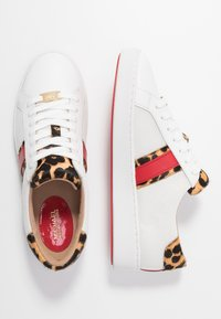 MICHAEL Michael Kors - IRVING LACE UP - Zapatillas - white - 3