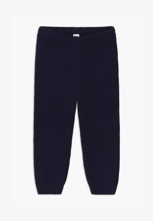 GARTER - Leggings - Trousers - navy uniform