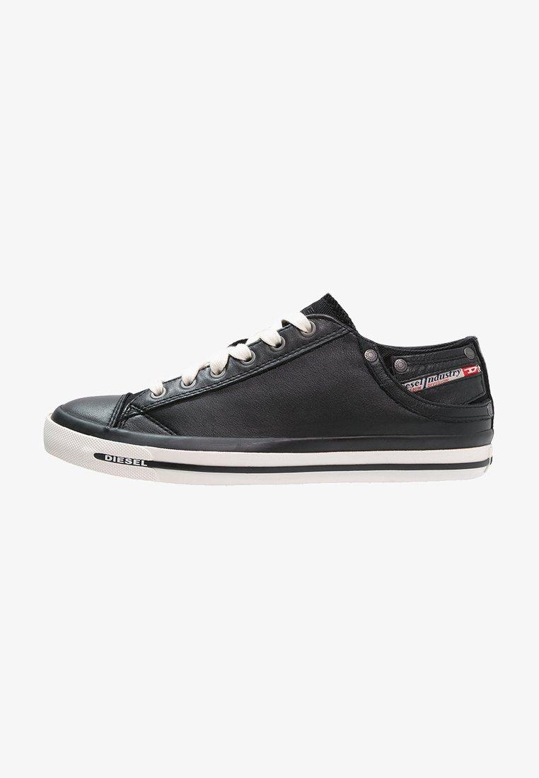 Diesel - EXPOSURE LOW I - Zapatillas - black