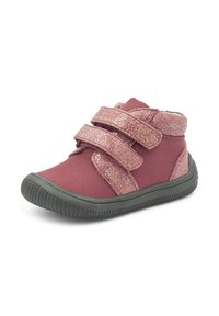 Woden - TRISTAN PEARL - Baby shoes - light red - 2