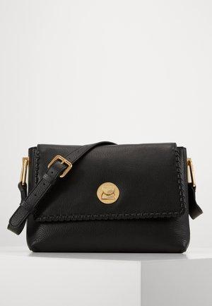 LIYA INFILATURA - Across body bag - noir