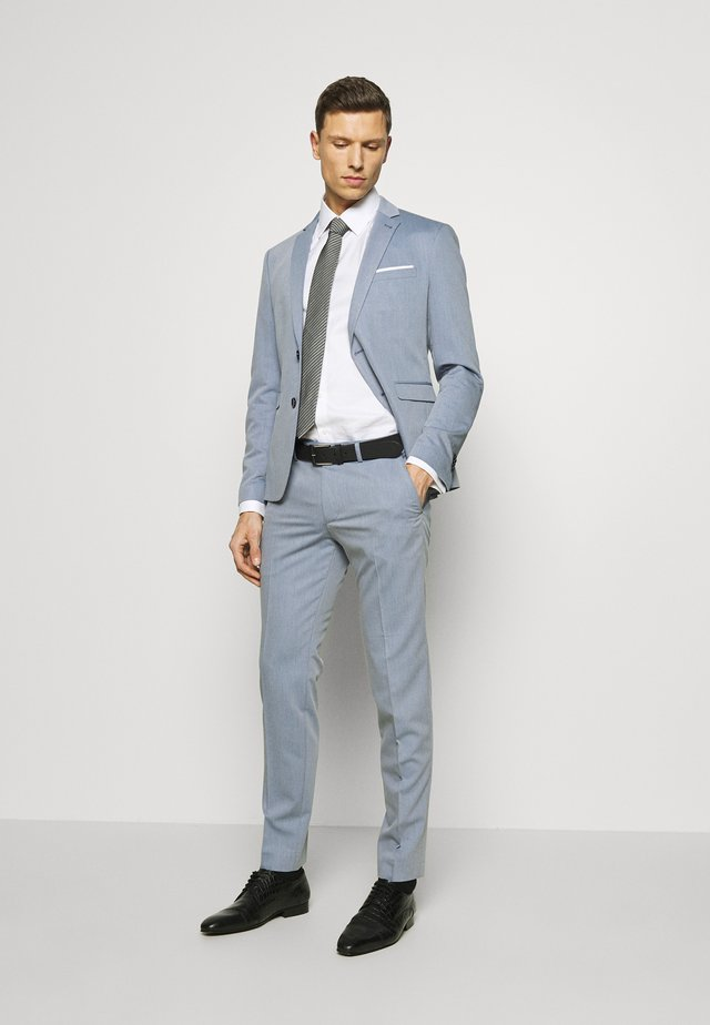 CIPULETTI SUIT - Traje - light blue