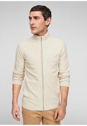 Cardigan - beige