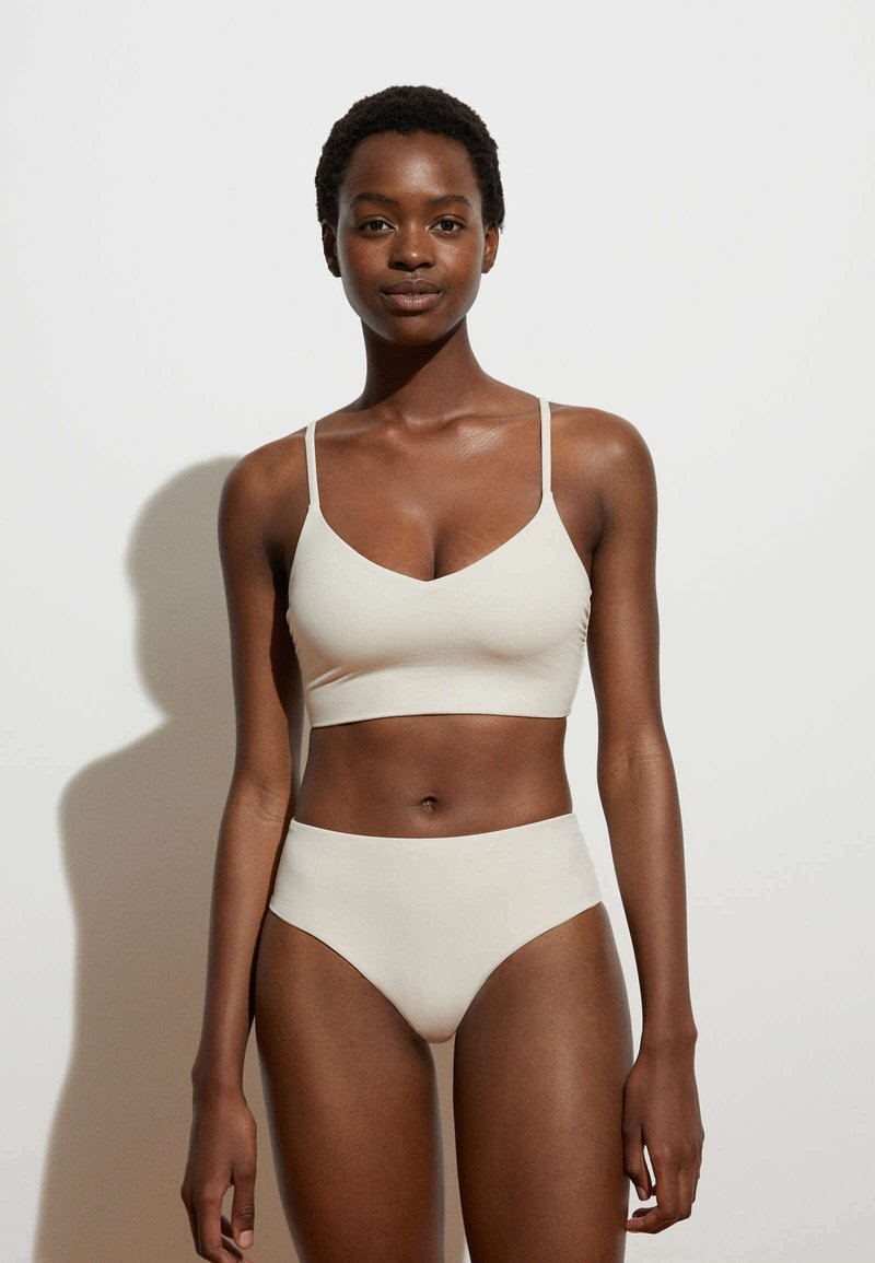 OYSHO - Bikini bottoms - off-white