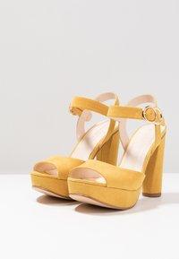 Anna Field - High Heel Sandalette - yellow - 4