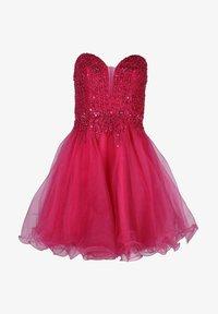 Unique - Cocktail dress / Party dress - pink - 0