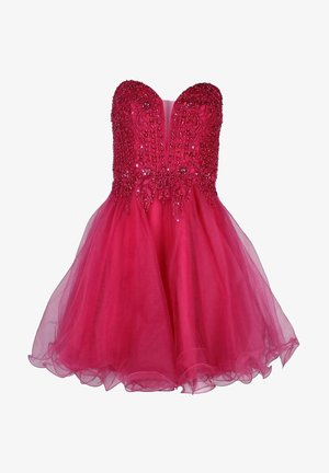 Cocktail dress / Party dress - pink
