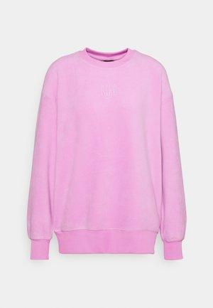 FEMME - Fleece trui - beyond pink