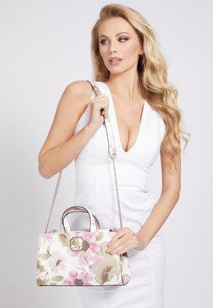 Handbag - blumenmuster