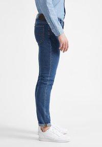 Lee - RIDER - Straight leg jeans - mid stone - 3