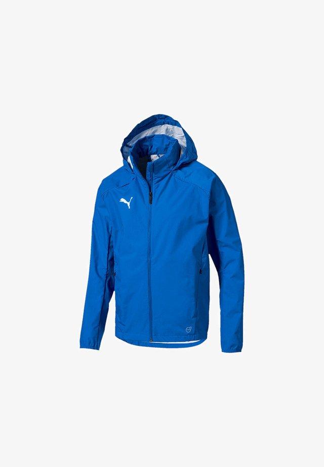 Training jacket - blauweiss